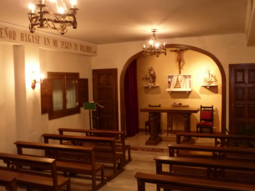Casa de Espiritualidad.